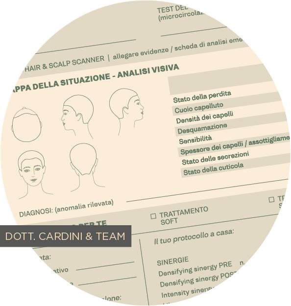 KYKLOS - CORSO DIGITAL con il Dott. Andrea Cardini - Medico Chirurgo - Tricologo